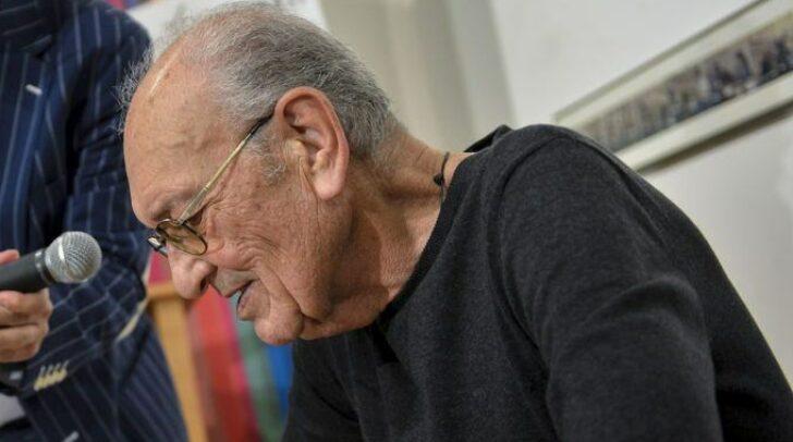 Der Schriftsteller Alexander Widner erhielt den Anerkennungspreis für seine Werke.