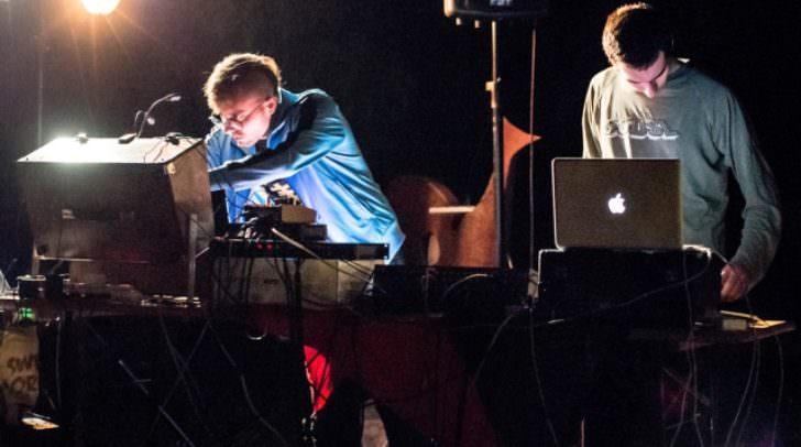 SLUM ist ein von Aleksandar Koruga und Davide Andriani ins Leben gerufene Klangforschungsprojekt.