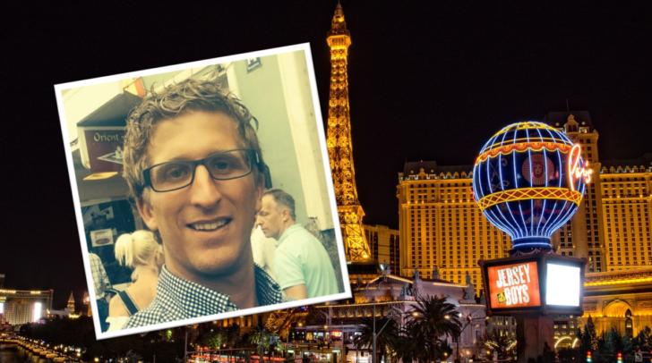 Daniel Madile war zum Tatzeitpunkt in Las Vegas