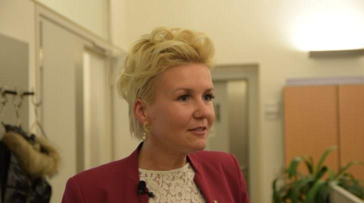 FPÖ-Stadträtin Sandra Wassermann