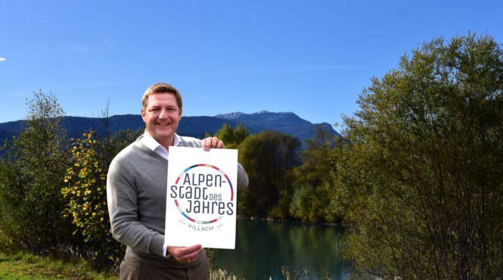 Alpenstadt des Jahres, Bürgermeister Günther Albel