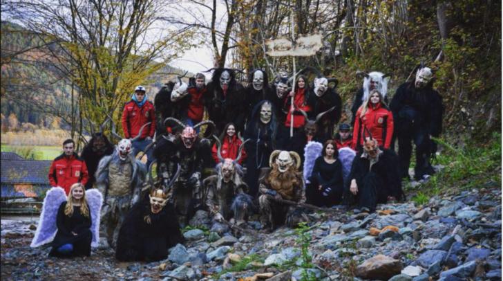 Die Kärntner See-Bergteifl werden gemeinsam mit anderen Gruppen am Freitag ein Zeichen setzen