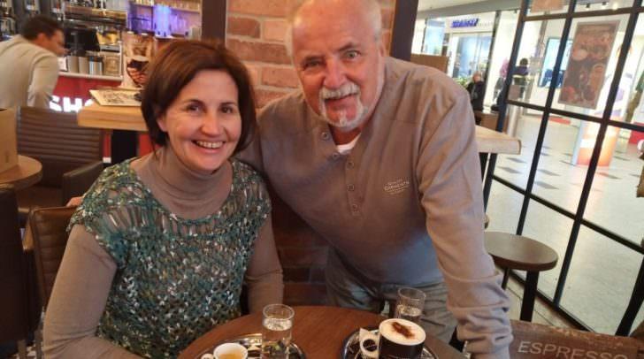 Sigrid Ortner und Gordon Kelz