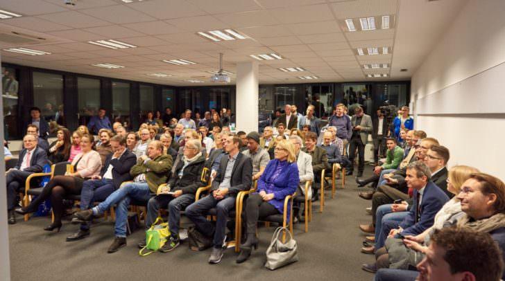 Der Start(up) Friday zählt zu den beliebtesten Vortragsangeboten in Kärnten.