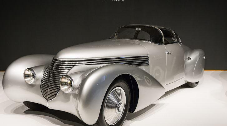 Hispano Suiza überzeugte mit elegantem Design