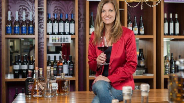 Andrea Fleissner hat in der ELBE VinOthek genau das Richtige für euch