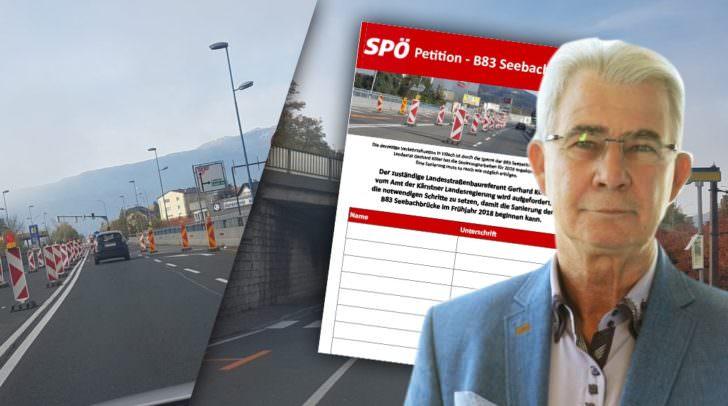 Die SPÖ sammelte Unterschriften