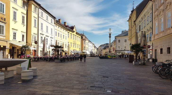 Besonders am Alten Platz in Klagenfurt kam es in letzter Zeit zu einigen Veränderungen bei den dort ansässigen Geschäften.