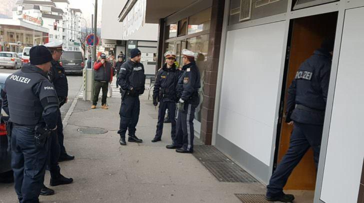 Bereits im Dezember 2017 wurde auch in Villach kontrolliert.