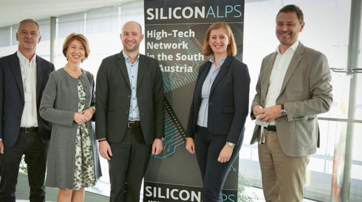 Silicon Alps wächst weiter zusammen, blickt auf ein sehr erfolgreiches Jahr 2017 zurück