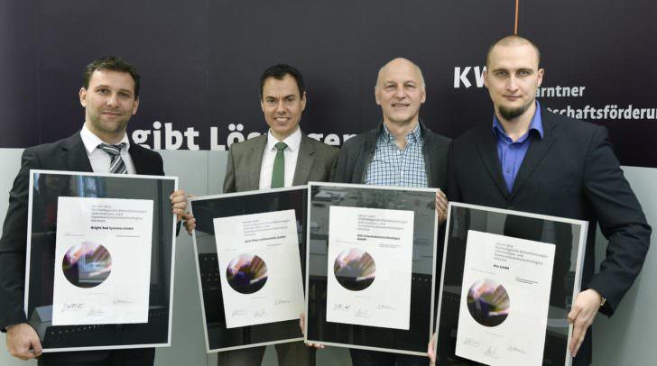 Preisträger Bright Red Systems GmbH