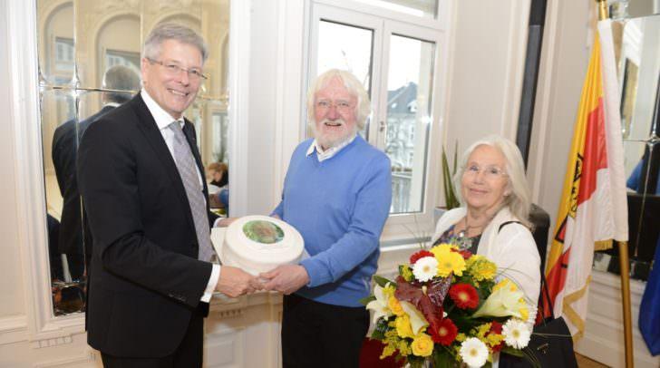 75. Geburtstag von Arnulf Komposch