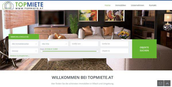 Wahnsinnig große Auswahl: www.topmiete.at