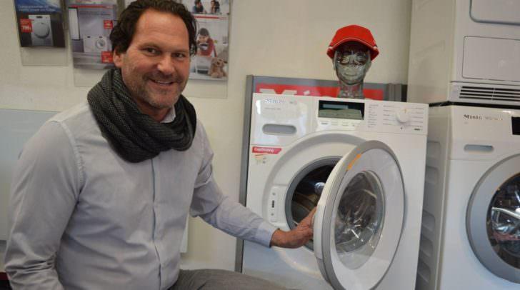 Herbert Moser jun. und seine Familie sind seit Jahrzehnten DIE Ansprechpartner, wenn es um MIELE Geräte geht.