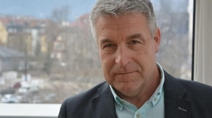 Reinhard Fischer ist seit 25 Jahren im Immobilienbusiness und setzt mit virtuellen Wohnungs- und Hausbesichtigungen wieder einen neuen Trend