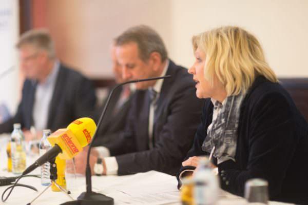 Messepräsidentin Dr. Maria-Luise Mathiaschitz zieht Bilanz
