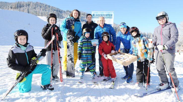 Ein besonderer Höhepunkt beim Wintersportschnuppern ist der Gratis-Skitag auf der Gerlitze am 17. Februar 2018.