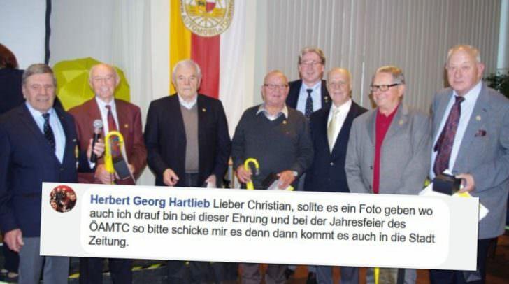 Damit es auch ins Mitteilungsblatt kommt, forderte GR Georg Hartlieb ein neues Bild an (siehe FB-Kommentar).