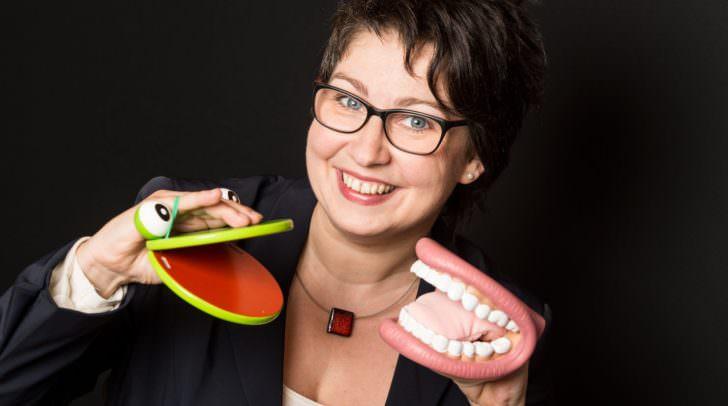Logopädin und Psychologin Dr. Barbara Widhalm