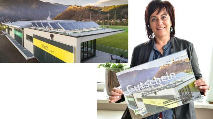Wirtschafts- und Energiereferentin Vizebürgermeisterin Dr.in Petra Oberrauner freut sich über den zweiten Platz der Stadt