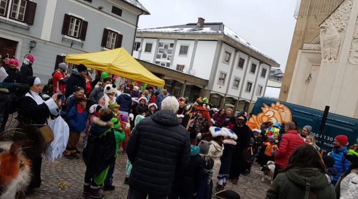 Der Villacher Faschingsumzug lockt jedes Jahr tausende Besucher in die Draustadt.