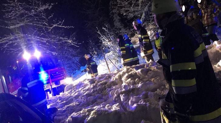 Die Freiwilligen Feuerwehren Möltschach und Judendorf in Aktion