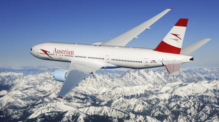 Austrian Airlines B777 - Spirit of Austria (OE-LPD)
