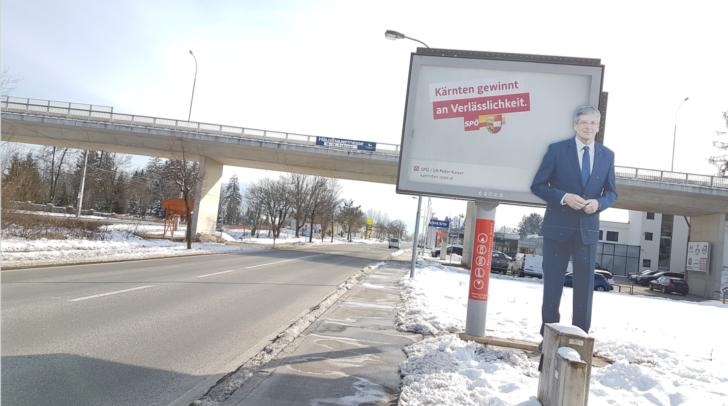 FPÖ findet, dass die Werbung an