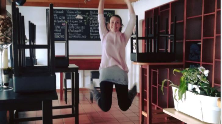 Ab Mitte April könnt ihr bei Iris Gärtner in TIRLI's Tortenatelier mit kleinem Café in der Freihausgasse 13 in Villach vorbeischauen