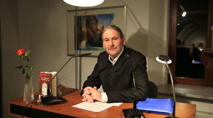 Schriftsteller Gerald Eschenauer mit neuem Buch