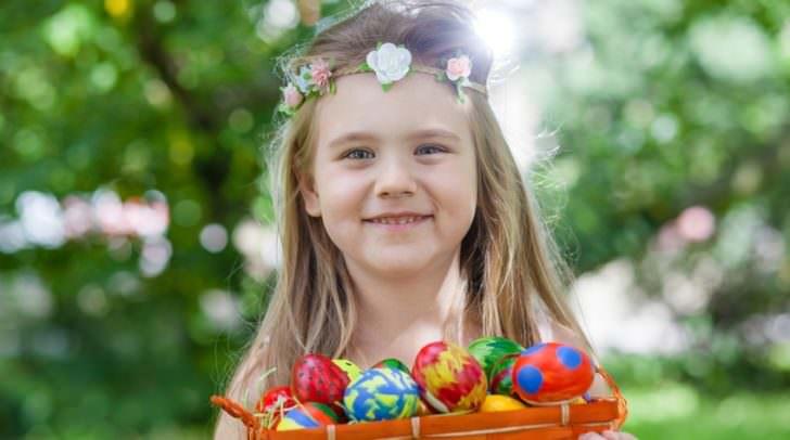 Wer die Fastenzeit durchhält erfreut sich zu Ostern ganz besonders an den Köstlichkeiten.