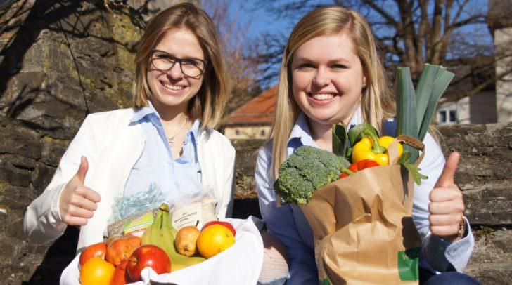"""Überzeugen  Sie  sich  bei  den """"Vital-Snacks""""   der   Schülerinnen der   NMS Gegendtal-Treffen und HBLA Pitzelstätten, dass gesundes Essen auch lecker schmecken kann."""