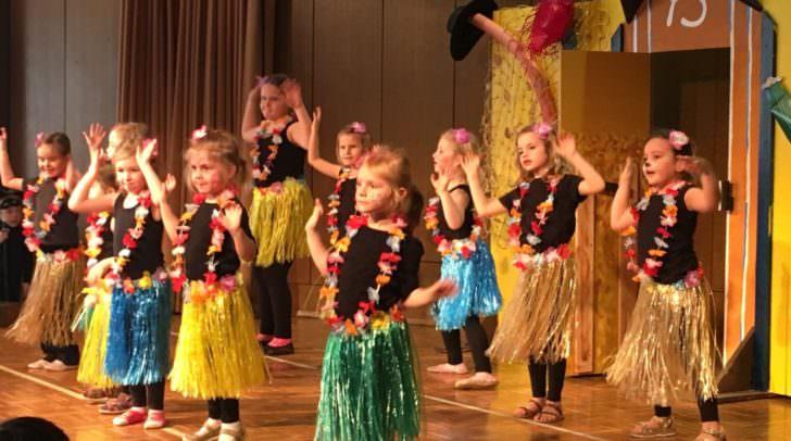 Ein besonderes Highlight im Vorjahr: der Auftritt der Kindertanzgruppe