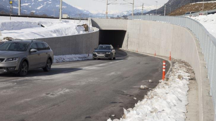 Die neue Unterführung soll für mehr Verkehrssicherheit sorgen.