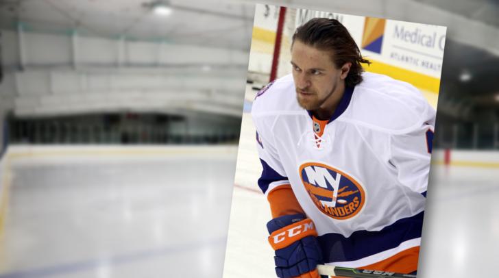 Michael Grabner: Im Januar 2015 noch bei den New York Islanders