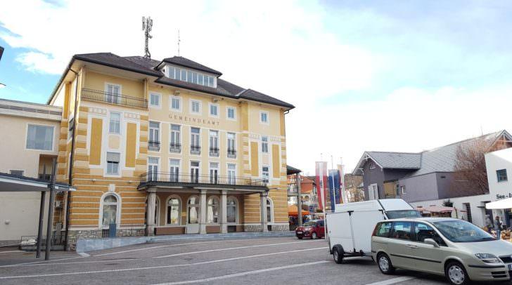 Das Gemeindeamt Velden soll umgebaut werden