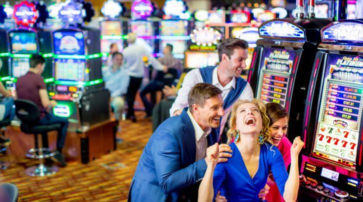 Das Casino KORONA ist immer einen Ausflug wert
