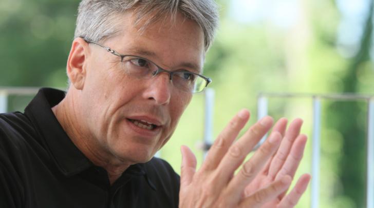 Landeshauptmann Peter Kaiser