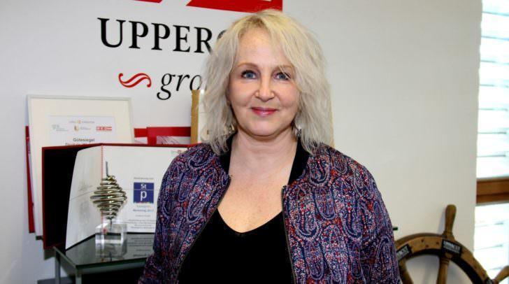 Unternehmerin des Monats März: Ruth M. Büchlmann