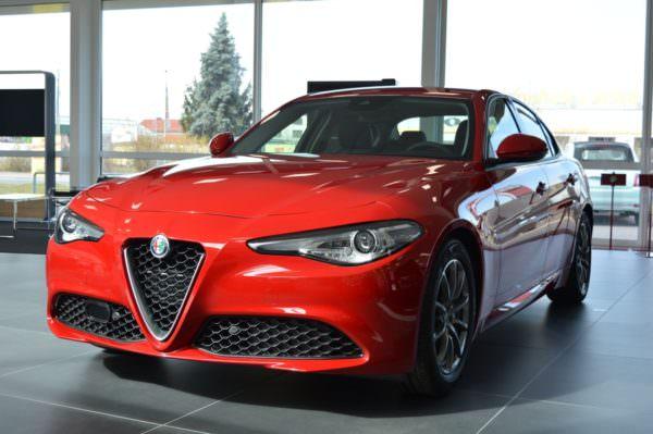 Alfa Romeo überzeugt durch technische, wie auch optische Erneuerungen.