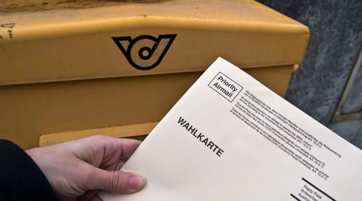 Rund 4.500 Wahlkarten wurden für die Bürgermeister-Stichwahl in Klagenfurt bereits beantragt.