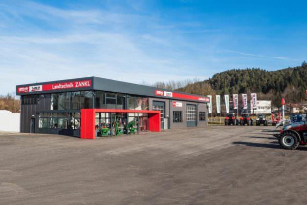 Der neue Standort in Klagenfurt ist leicht zu erreichen und liegt direkt an der St. Veiter Straße.