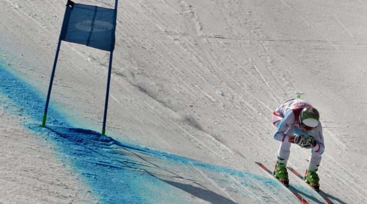 In der alpinen Abfahrt der stehenden Klasse konnte der Klagenfurter einen Platz am Siegertreppchen erreichen. Die nächste Chance bietet der Riesentorlauf.