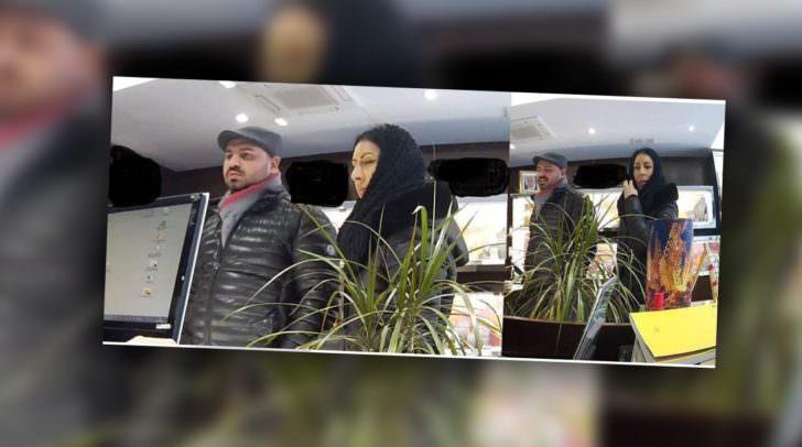 Nach dem Trickbetrug im Februar fahndet die Polizei nach diesen zwei Personen.