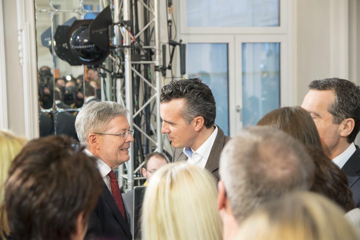 Kärnten-Koalition: SPÖ verhandelt zunächst mit ÖVP