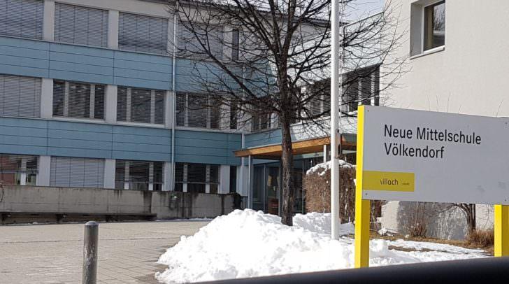 Vor allem an der NMS Völkendorf freute man sich über die Neuigkeiten.