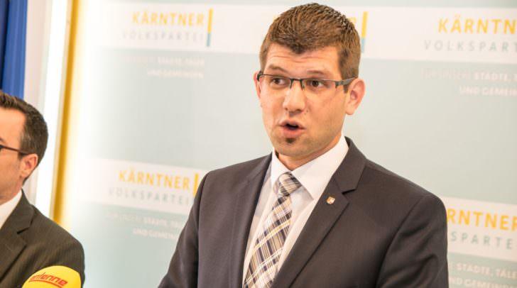 Landesrat Martin Gruber fand eine Lösung, um Tourismus und Baustelle unter einen Hut zu bringen.