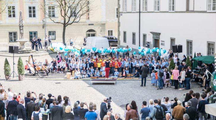 Die Feierlichkeit rund um das 500-Jahr-Jubiläum erreicht mit dem Stadtball am Samstag einen Höhepunkt