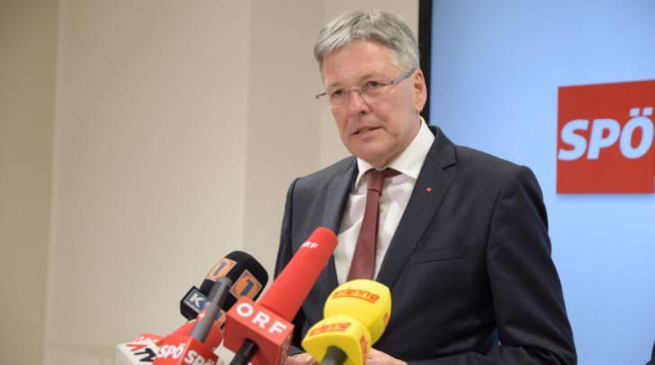 Landeshauptmann Peter Kaiser ist vom Video-Skandal rund um den nun ehemaligen FPÖ-Chef HC Strache zutiefst erschüttert