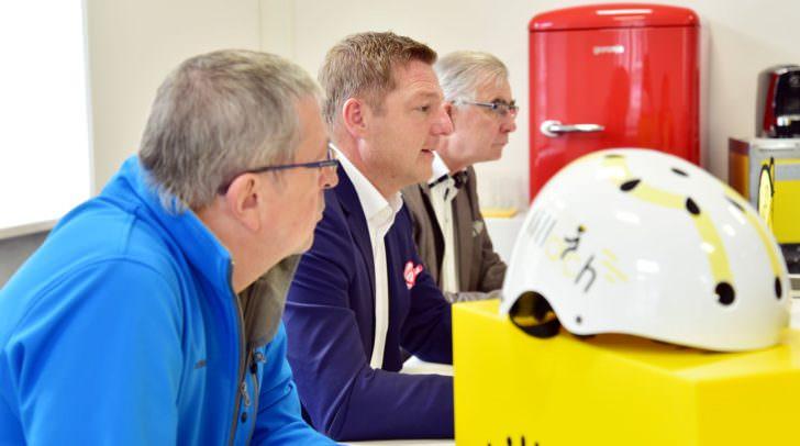 In der heutigen Pressekonferenz wurden einige neue Pläne vorgestellt (c) Stadt Villach/Wernig